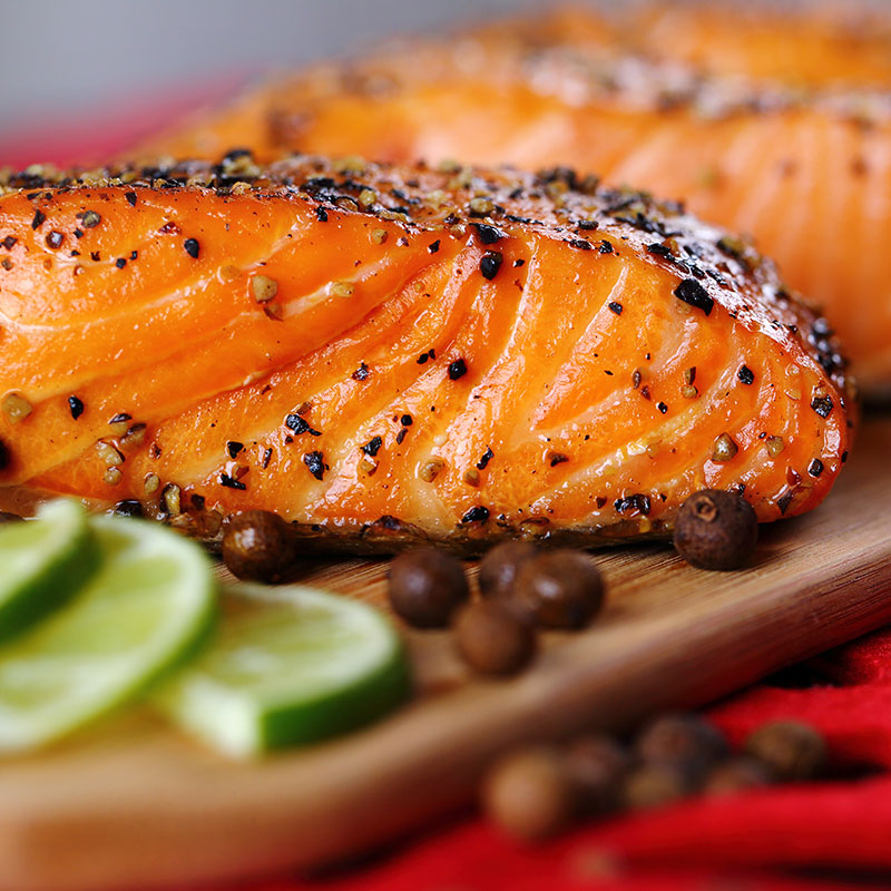 Best way to cook salmon on a pellet grill
