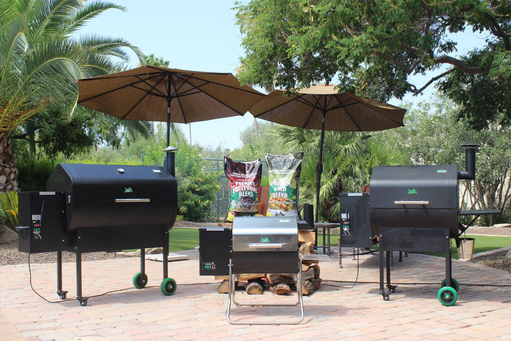 Green Mountain Pellet Grills @ Sunset Feed Miami